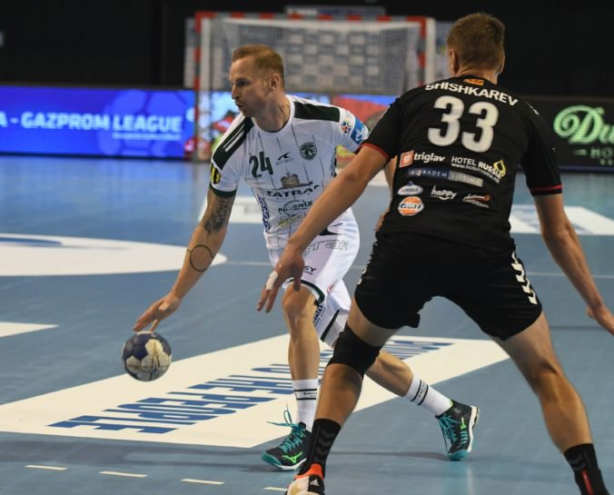 Hádzanári Prešova neuspeli v Lisabone, Sportingu podľahli o osem gólov a sú na predposlednom mieste