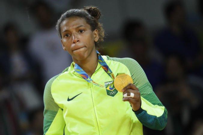 Olympijská šampiónka Silvová má problém, v jej tele našli zakázanú látku fenoterol