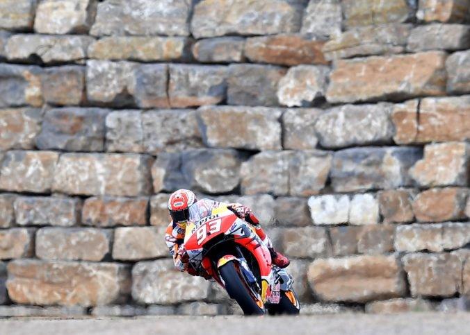 Márquez štvrtýkrát po sebe ovládol Veľkú cenu Aragónska a navýšil náskok na čele šampionátu
