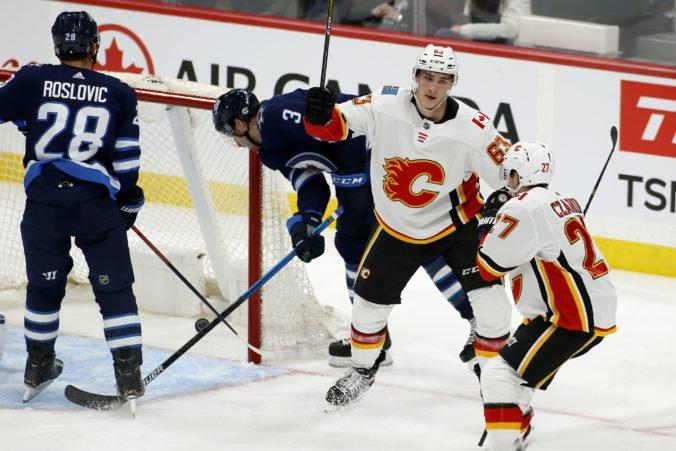 Video: Ružička strelil gól Winnipegu, v príprave na novú sezónu NHL bodoval aj Daňo