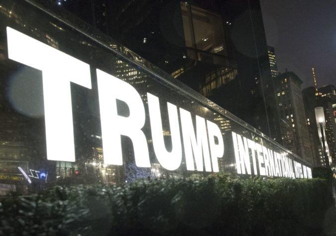 Z bytu v Trump Tower ukradli šperky za státisíce eur, po vinníkovi pátrajú