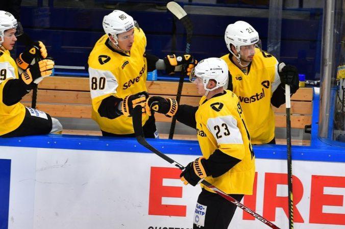 Liška strelil svoj tretí gól v novej sezóne KHL, v šlágri triumf CSKA Moskva nad Petrohradom