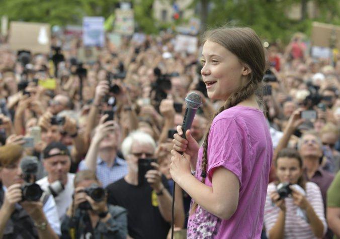 Televízia Fox News sa ospravednila za výrok, že aktivistka Greta je mentálne postihnutá