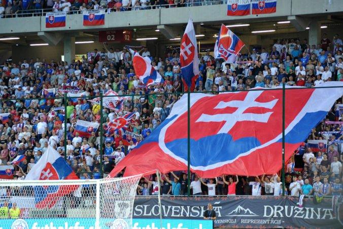 Zväz chce divákov na zápase Slovensko – Wales, voči trestu od UEFA sa odvolal