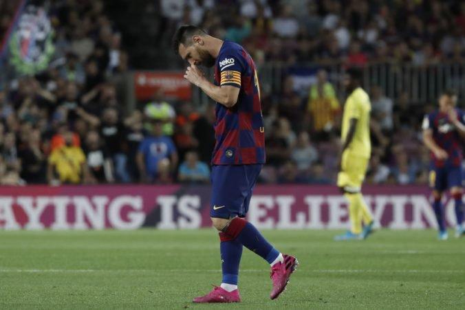 Messi bude pre zranenie chýbať v zostave FC Barcelona, možno vynechá aj zápas proti Interu