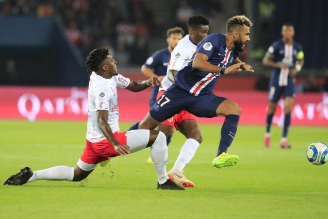Video: Reims šokoval favorizovaný Paríž St. Germain, Adli a Court sa v Ligue 1 blysli dvoma gólmi