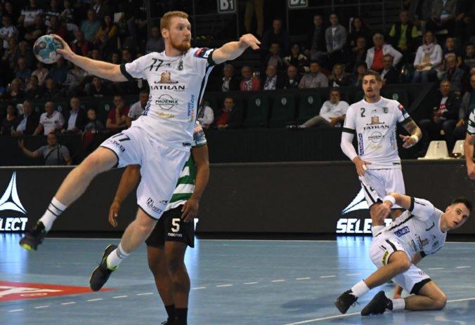 Tatran Prešov dosiahol v SEHA League prvé domáce víťazstvo, Vojvodinu porazil o štyri góly