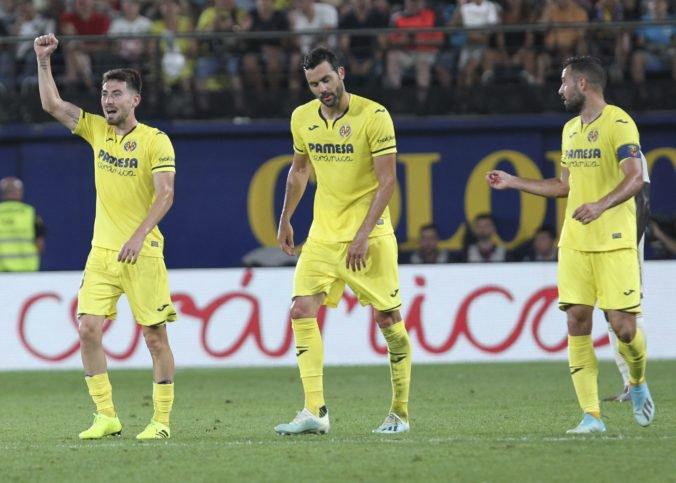 """Video: """"Žltá ponorka"""" deklasovala Betis Sevilla, v druhom polčase padlo až päť gólov"""