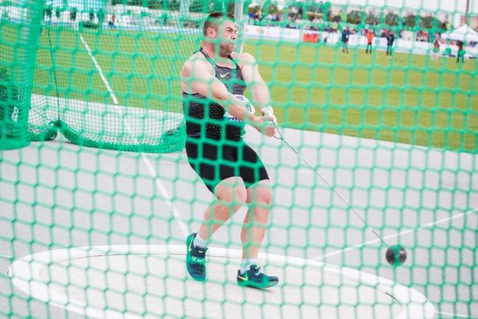 Posledná slovenská nádej na popredné umiestnenie v Dauhe, kladivár Lomnický má na šampionáte tri ciele