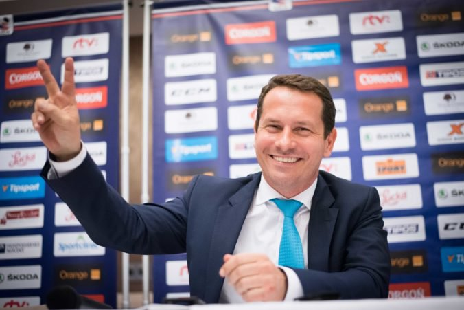 Kohút sa stal tretím viceprezidentom Slovenského olympijského a športového výboru