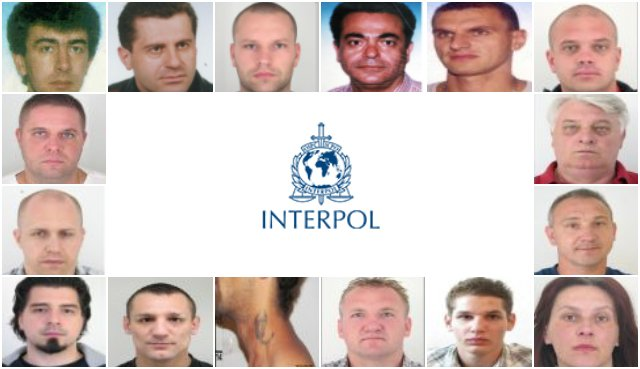 Slovensko je členom Interpolu už 26 rokov, v zozname hľadaných sú Okoličáni, Mello či Mišenka