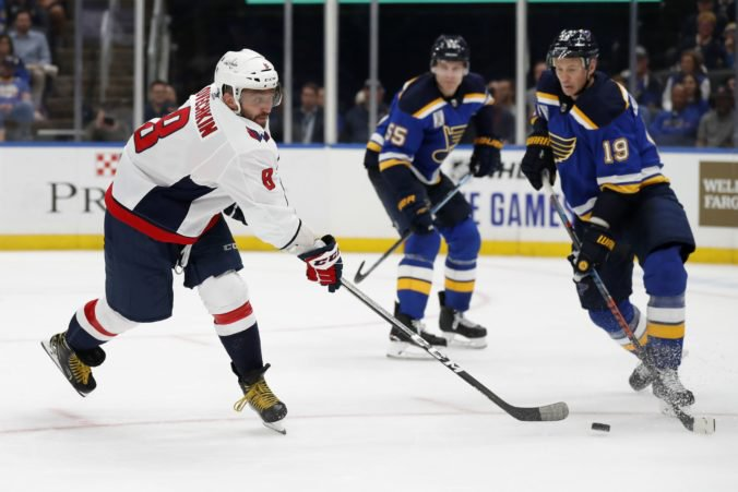 Video: Fehérváry má za sebou víťazný debut v NHL, tešil sa aj Marinčin a Ovečkin skóroval