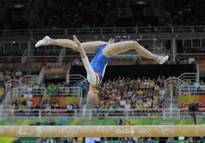 Slovensko má ďalšiu miestenku na OH 2020 v Tokiu, gymnastka Mokošová milo prekvapila