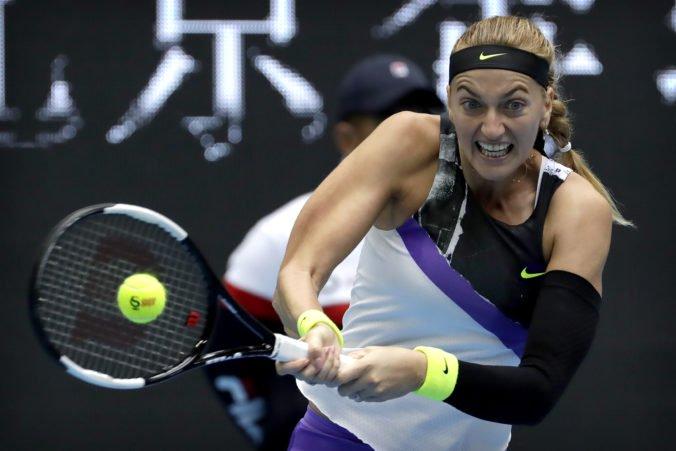 Kvitová siedmykrát postúpila na WTA Finals, tento turnaj si zahrá už v treťom meste