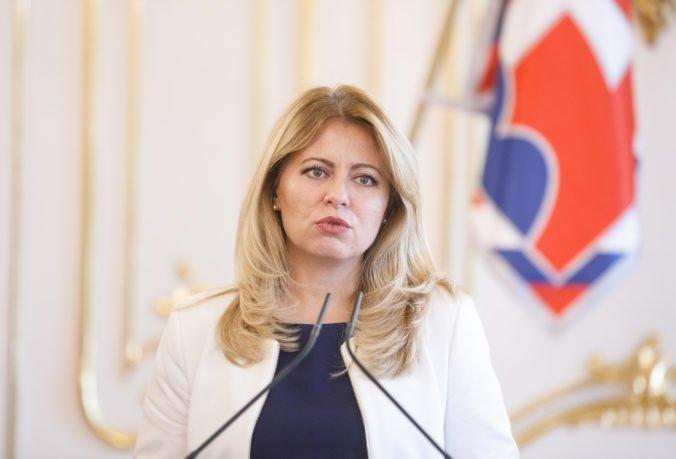 Prezidentka Čaputová oznámila, kedy vymenuje zvyšných ústavných sudcov