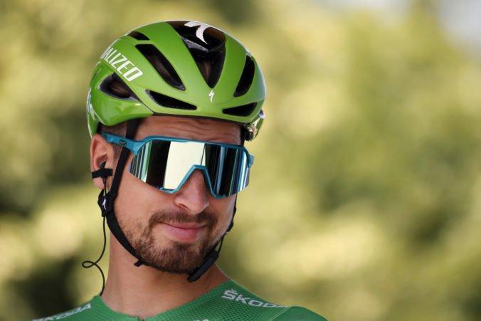 Sagan nebude súťažiť na olympijských hrách v Tokiu, preteky by mu v budúcej sezóne nepasovali do rozvrhu
