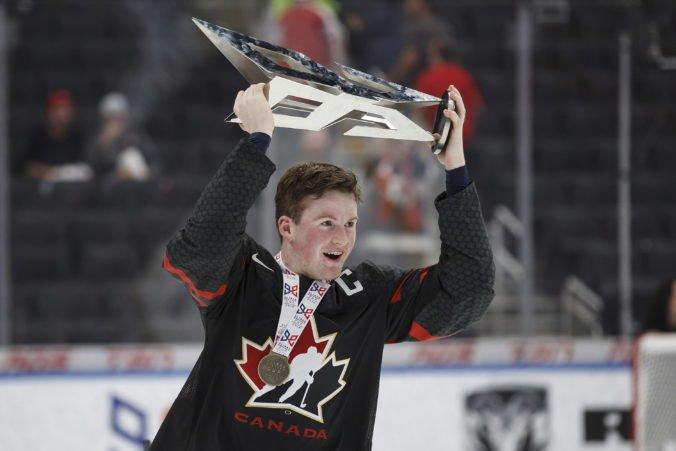 V budúcoročnom drafte NHL by sa malo objaviť sedem Slovákov, najväčším favoritom má byť Kanaďan Lafreniére