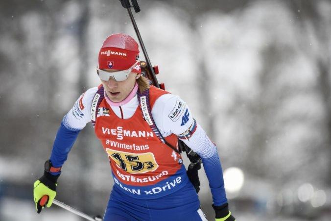 Kuzminová skončila a niť sa pretrhla, slovenský biatlon bude podľa Hurajta čeliť problémom