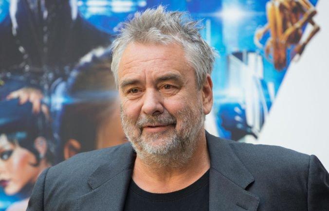 Režisér Luc Besson čelí obivneniu zo znásilnenia, tvrdenia herečky Sand Van Roy odmieta