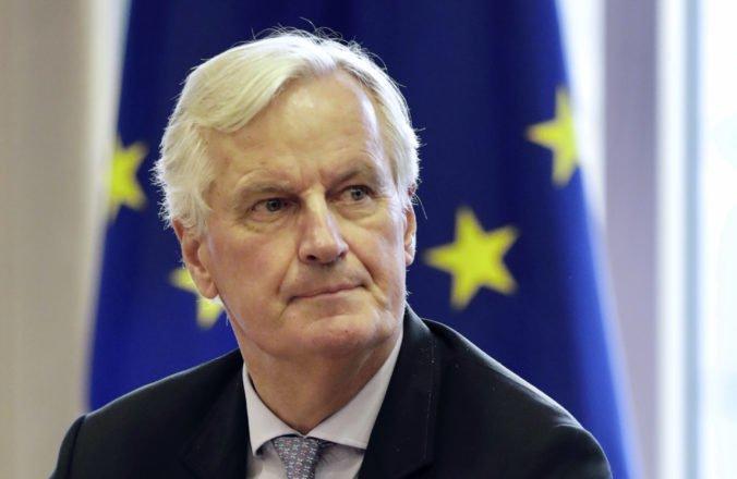 Dohoda o brexite je stále možná, podľa Barniera si však vyjednávači musia zachovať chladné hlavy