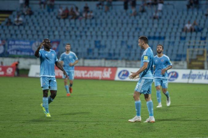 Dražič hetrikom zariadil postup Slovana v Slovnaft Cupe, ďalej ide aj Pohronie