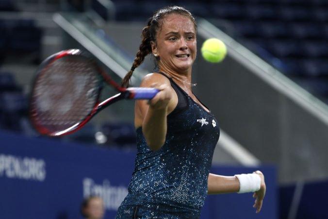 Kužmová so Sizikovovou postúpili v Linzi do štvrťfinále, vyradili slovinsko-americký pár
