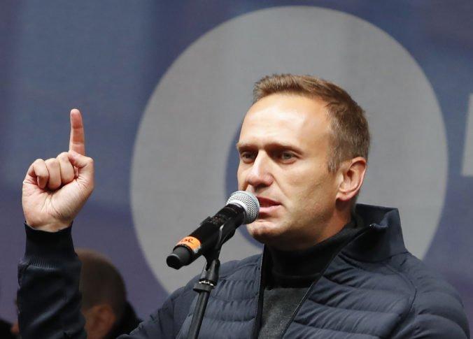 Ruské ministerstvo zaradilo Navaľného fond proti korupcii na zoznam zahraničných agentov