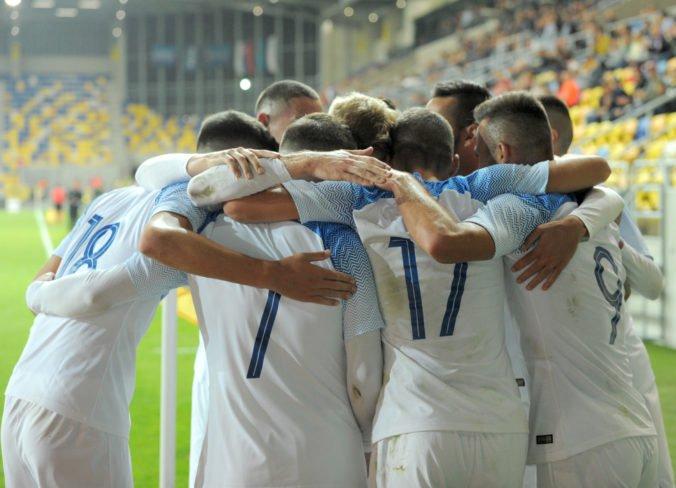 Slovenskí futbalisti do 21 rokov vydreli triumf v Lichtenštajnsku, tím zachránil kapitán Herc