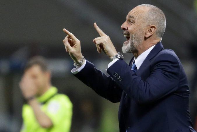 """AC Miláno má náhradu za Giampaola, nový tréner """"rossoneri"""" v minulosti viedol aj Inter"""