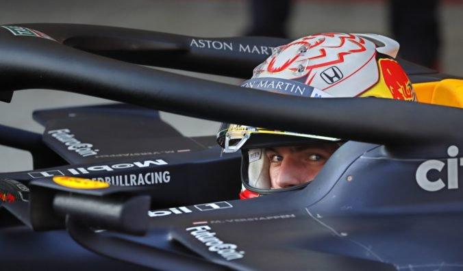 Max Verstappen si nachystal aj čln, preteky F1 v Japonsku zrejme ovplyvní tajfún Hagibis