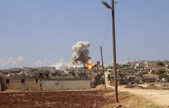 Netypická situácia v Sýrii pokračuje, informácie Ankary spochybňujú viaceré svetové médiá