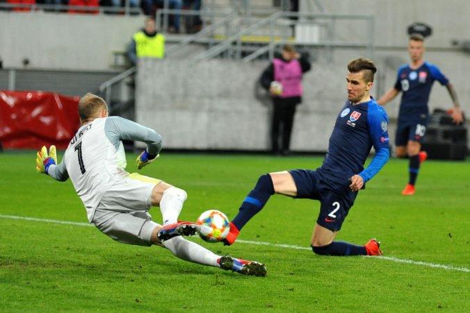 Slovensko – Wales (kvalifikácia o postup na ME 2020 – online)