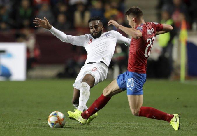 Česko zvíťazilo v kvalifikácii o EURO 2020 nad Anglickom, Portugalsko s Ronaldom nezaváhalo