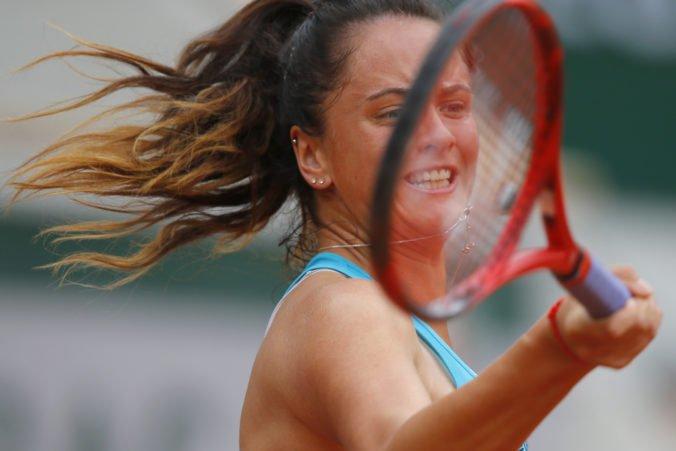 Kužmová skončila na rakete Petkovicovej, vo štvrťfinále v Linzi uhrala iba päť gemov