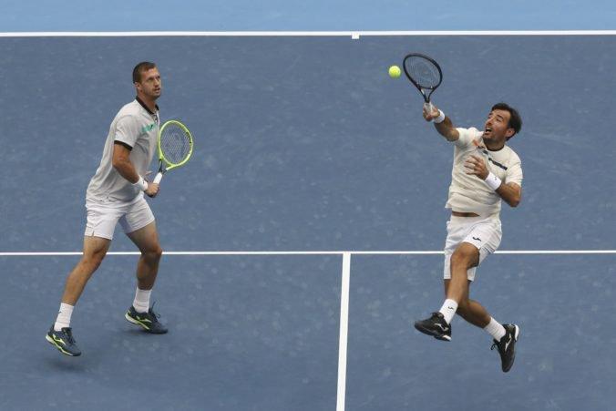 Polášek s Dodigom si semifinále v Šanghaji nezahrajú, ale stále majú šancu postúpiť na turnaj Masters