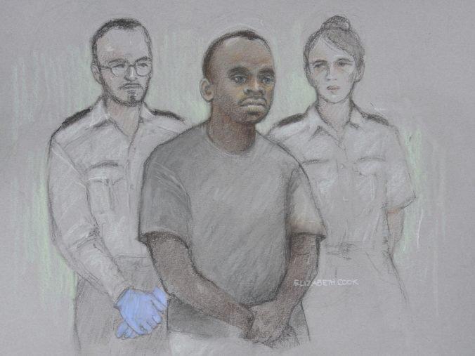 Muž, ktorý útočil autom pred britským parlamentom, dostal doživotie