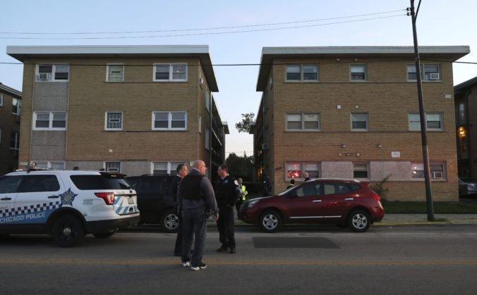 V Chicagu postrelili do hlavy trojročného chlapca, sedel v zaparkovanom aute s mamou