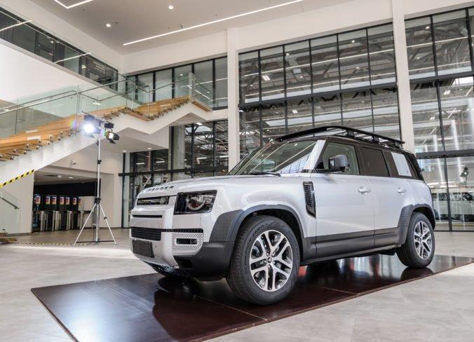 Matador rozšíri svoje priestory v Nitre, bude dodávať diely pre Land Rover Defender