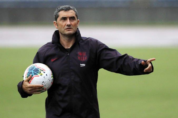 El Clásico by mali pre nepokoje v Barcelone presunúť do Madridu, kouč Valverde nesúhlasí