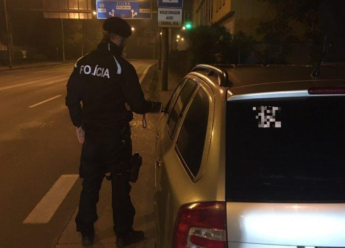 Foto: Poriadne opitý Daniel skončil v policajnej cele, nafúkal viac ako dve promile