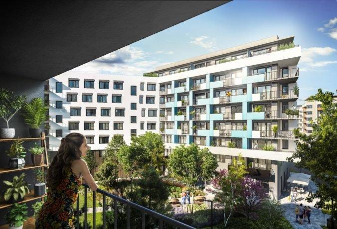 Úspešný projekt NUPPU od YIT Slovakia spúšťa predaj šiestej etapy
