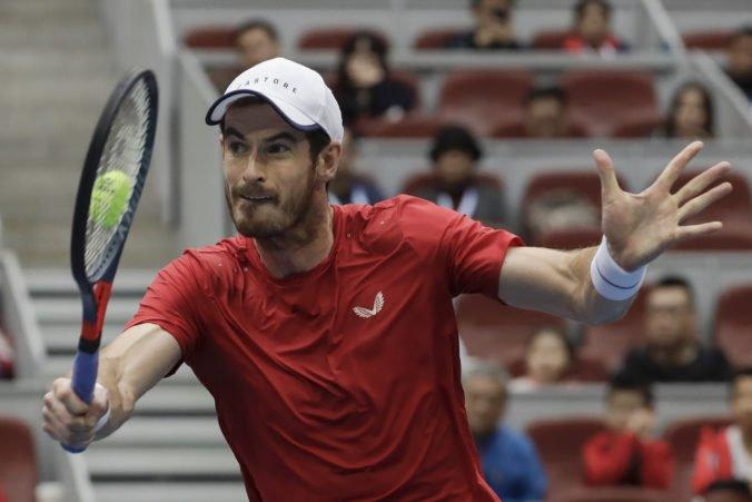 Andy Murray sa prvýkrát od návratu na kurty pobije o turnajový titul, proti bude Wawrinka
