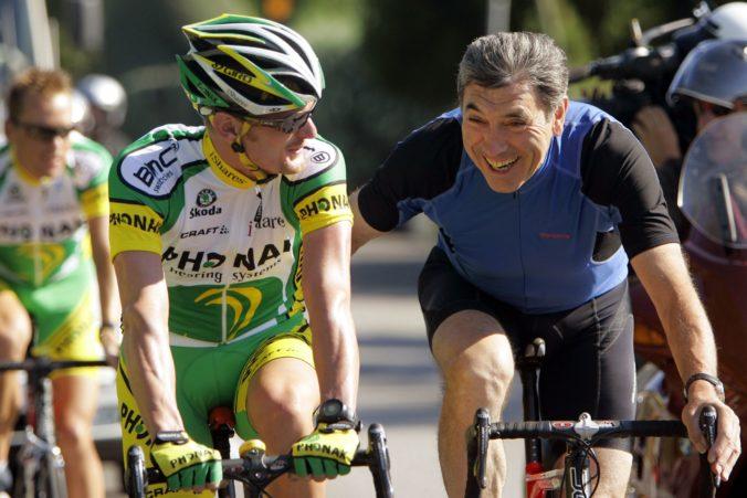 Eddy Merckx je už preč z nemocnice, slávny cyklista sa po páde z bicykla bude liečiť doma