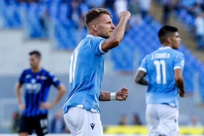 Video: Lazio Rím zachránilo v Serie A aspoň bod, proti Atalante dotiahlo trojgólové manko