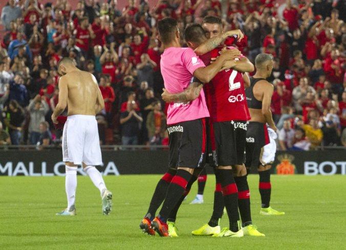Valjent bol pri triumfe Malorky proti Realu, získal lepšie hodnotenie ako hviezdy Madridu