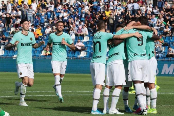 Video: Kucka skóroval v zápase Serie A, Škriniarov Inter uspel v gólovej prestrelke
