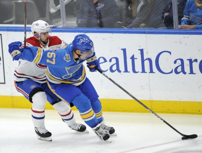 Video: Tatar asistoval pri výhre nad úradujúcim šampiónom NHL, Marinčin uspel proti Chárovi
