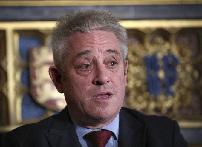 Nové hlasovanie o brexitovej dohode narazilo na prekážku, predseda dolnej komory ho odmietol