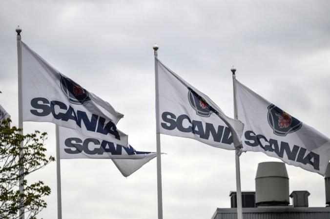 Scania otvorila pri Zvolene moderné servisné stredisko s nízkou uhlíkovou stopou