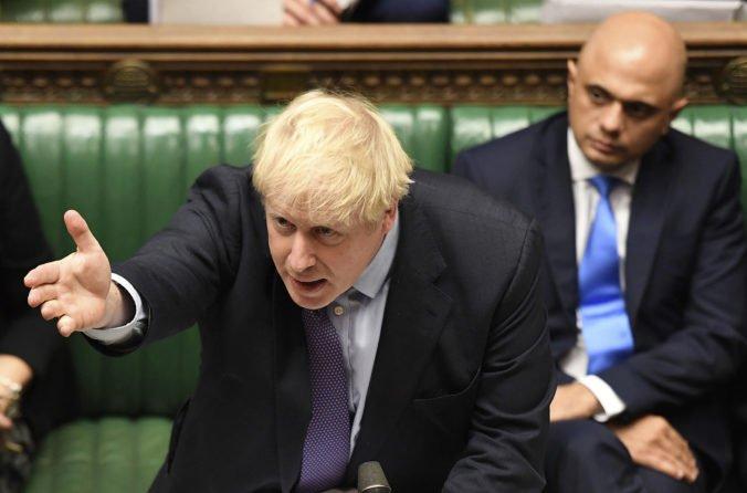 Johnson s ďalšou ranou, Dolná snemovňa neschválila zrýchlené konanie pre dohodu o brexite